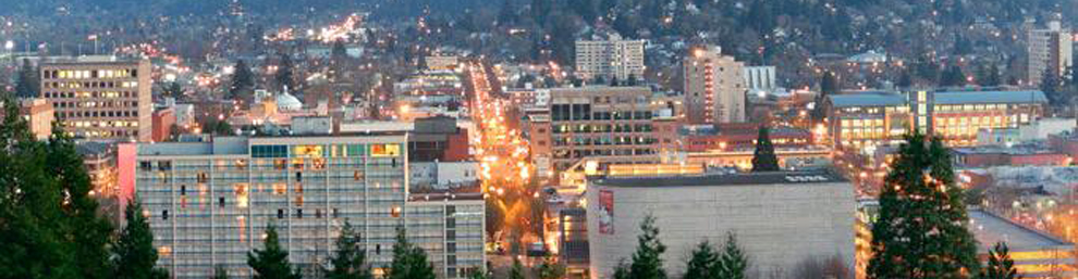 Commercial Real Estate, Eugene, Oregon